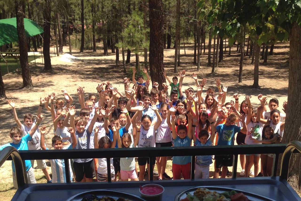 campamentos de verano Talayuelas